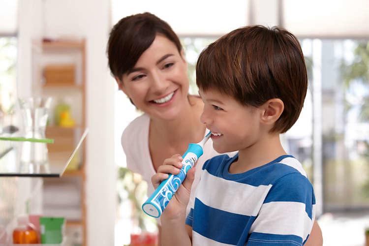 Lo spazzolino elettrico, per una migliore igiene orale